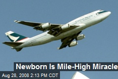 Newborn Is Mile-High Miracle