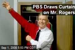 PBS Draws Curtain on Mr. Rogers