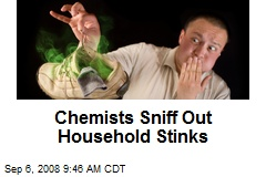 Chemists Sniff Out Household Stinks