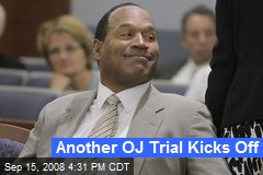 Another OJ Trial Kicks Off
