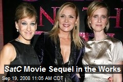 SatC Movie Sequel in the Works
