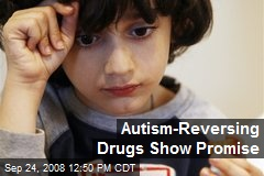 Autism-Reversing Drugs Show Promise