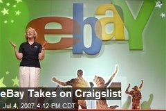 eBay Takes on Craigslist