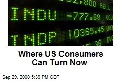 Where US Consumers Can Turn Now