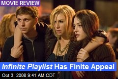 Infinite Playlist Has Finite Appeal