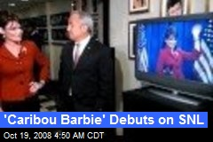 'Caribou Barbie' Debuts on SNL