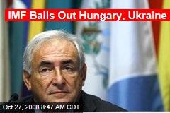 IMF Bails Out Hungary, Ukraine