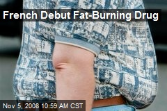 French Debut Fat-Burning Drug