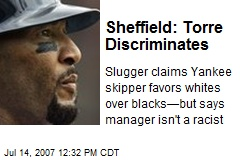Sheffield: Torre Discriminates