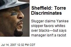 Sheffield: Torre Discriminates