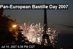 Pan-European Bastille Day 2007
