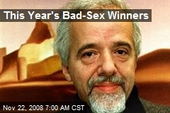 This Year's Bad-Sex Winners