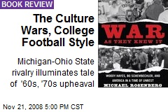 The Culture Wars, College Football Style
