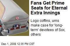 Fans Get Prime Seats for Eternal Extra Innings