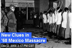 New Clues in '68 Mexico Massacre