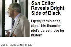 Sun Editor Reveals Bright Side of Black