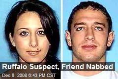 Ruffalo Suspect, Friend Nabbed