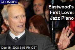 Eastwood's First Love: Jazz Piano