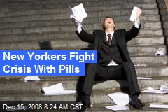 New Yorkers Fight Crisis With Pills