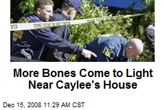 More Bones Come to Light Near Caylee's House