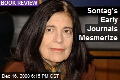Sontag's Early Journals Mesmerize