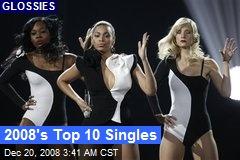 2008's Top 10 Singles