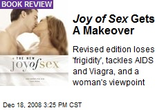 Joy of Sex Gets A Makeover