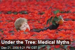 Under the Tree: Medical Myths