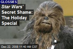 Star Wars' Secret Shame: The Holiday Special