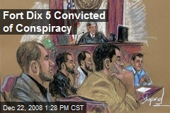 Fort Dix 5 Convicted of Conspiracy