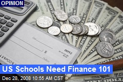 US Schools Need Finance 101