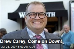 Drew Carey, Come on Down!