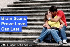 Brain Scans Prove Love Can Last