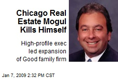 Chicago Real Estate Mogul Kills Himself