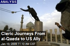 Cleric Journeys From al-Qaeda to US Ally