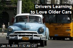 Drivers Learning to Love Older Cars