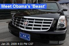 Meet Obama's 'Beast'