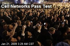 Cell Networks Pass Test