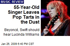 55-Year-Old Singer Leaves Pop Tarts in the Dust