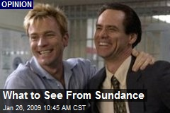 What to See From Sundance