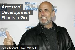 Arrested Development Film Is a Go