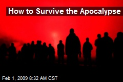 How to Survive the Apocalypse