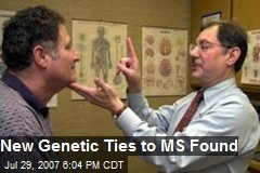 New Genetic Ties to MS Found