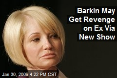 Barkin May Get Revenge on Ex Via New Show
