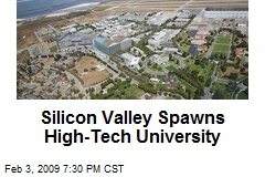 Silicon Valley Spawns High-Tech University