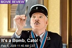 It's a Bomb, Cato!