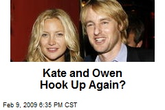 Kate and Owen Hook Up Again?