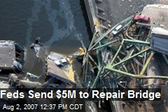 Feds Send $5M to Repair Bridge