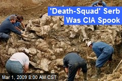 'Death-Squad' Serb Was CIA Spook