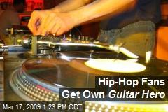 Hip-Hop Fans Get Own Guitar Hero